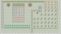Garden Plan - Tunka garden plan Window Plants, Garden Types, Orchards, Garden Soil, Types Of Soil, Calendula, Begonia, Garden Planning, Home And Garden