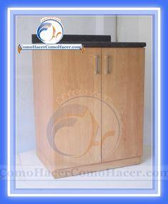Web de bricolaje diseño de muebles Diy para el hogar Storage Chest, Locker Storage, Diy Cabinets, Woodworking Furniture, Diy Kitchen, Toy Chest, Lockers, Toys, Wall
