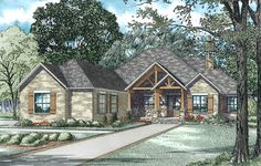 Nelson Design Group | House Plans|Design Services Pioneer Trail » Nelson Design Group | House Plans|Design Services