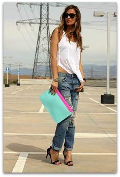 Loving boyfriend jeans rn