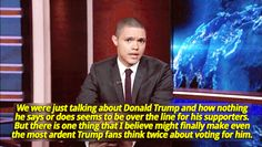 "uta-free-no-saba: "" sandandglass: "" Don't Forget: Donald Trump Wants To Bang His Daughter "" My teacher was literally JUST talking about how creepy that is "" The Daily Show, My Teacher, Donald Trump, Donald Trumph"