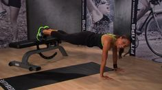 How to do a Perfect Push Up | Best Exercise Ever? | #Herbalife24 Fit Tips.
