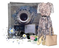 """Tea Swirl"" by kemp-jessica ❤ liked on Polyvore featuring Jason Wu, Chanel and Old Navy"