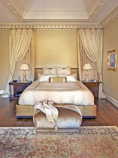 Eclectic Bedroom Master Bedroom Design, Pictures, Remodel, Decor and Ideas - page 16