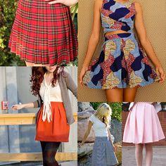 Make A Flattering Pleated Skirt