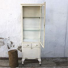 antique early 1900u0027s medical cabinet with original glass door and glass shelves cabinet features