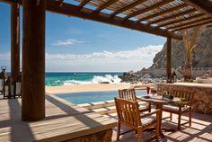 CHIC COASTAL LIVING: Capella Pedregal Resort and Spa {Cabo San Lucas, Mexico}