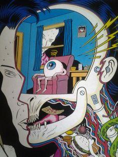 El vibora   burns cover art