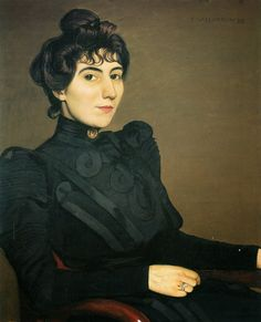 Bildnis der Marthe Mellot by Felix Edouard Vallotton, Swiss/French - was a painter and printmaker associated with Les Nabis. He was an important figure in the development of the modern woodcut (wiki) - (posted on bo fransson) Pierre Bonnard, Edouard Vuillard, French Film, Maurice Denis, 1890s Fashion, Avant Garde Artists, Unique Poster, Art Graphique, Japanese Prints