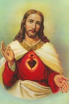 Jesus Son Of God, Heart Of Jesus, Lord And Savior, Jesus Christ Images, Jesus Art, Jesus Painting, Christ The King, Goddess Lakshmi, How He Loves Us