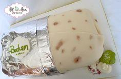 Burrito cake!