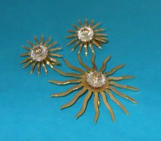 Fabulous Vintage Sarah Coventry Fascination by baublology on Etsy
