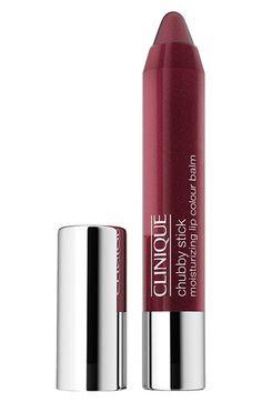 Clinique 'Chubby Stick' Moisturizing Lip Color Balm Super Strawberry