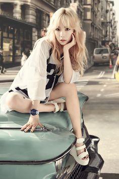 Taeyeon BABY-G