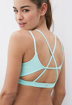 Low Impact - Crisscross Back Sports Bra | Forever 21 | #f21active