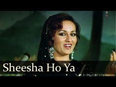 ▶ Sheesha Ho Ya Dil Ho - Reena Roy - Jeetendra - Aasha - Lata Mangeshkar - Best Lata Songs - YouTube