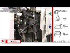 inrijgen overlock Lewenstein 700de: filmpje NL