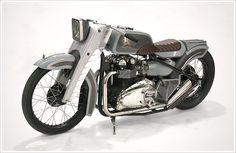 2008 Triumph 'SpeedMaster' - PangeaSpeed - Pipeburn - Purveyors of Classic Motorcycles, Cafe Racers & Custom motorbikes