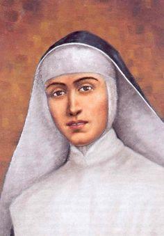 Agostina Livia Pietrantoni... stabbed to death by a man she was nursing.