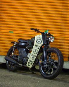 埋め込み Moped Motorcycle, Motorcycle Types, Motorcycle Outfit, Honda Cycles, Honda Bikes, Honda Cub, Motos Retro, Bike Sketch, Retro Bike