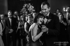 Cleveland Wedding Photography Inspiration | Mother and Son dance | Mother of the dress inspiration | Genevieve Nisly Photography | Todaysbride.com