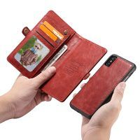 CaseMe iPhone X Wallet Retro Style Case With Wrist Strap is full of functions and stylish design for hiking, hunting, globe-trotting executives travel etc. Iphone Wallet Case, Card Wallet, Iphone Cases For Girls, Leather Cover, Leather Wallet, Pu Leather, Mobiles, Protective Cases, Retro Fashion