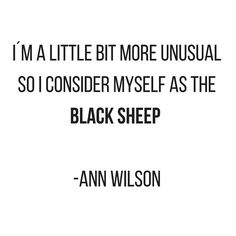 Don't you think that in the  we are all black sheeps?  #vagnblacs #fashion #beglam #love #style #shoes #wendsday #fridaydream #black #blacksheep #glamour #wednesday #annwilson