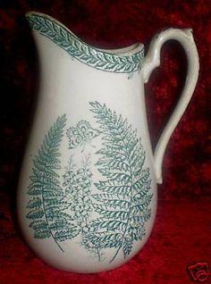scottish fern molded