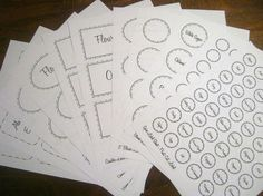 The Organized Kitchen Label Kit - Clean Mama Printables
