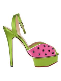 e735ab26da0 Women s Designer Fashion - Designer Clothing. Watermelon ShoesStiletto ...