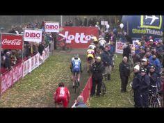 ▶ Veldrijden 2013/14 GP Hasselt Bpost Bank trofee 16-11-13 Elite Men | Sven Nys wins again