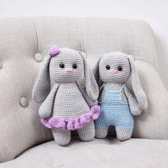 Baby Bunny - Arthur from - Alex Crochet Art, Knit Or Crochet, Crochet Animals, Crochet Hooks, Crochet Blanket Patterns, Baby Blanket Crochet, Baby Bunnies, Bunny, Little Babies