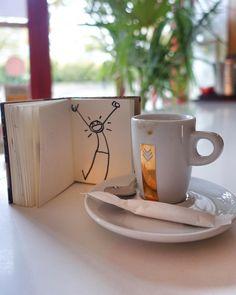 Goooooooood Morning !!! # (step2) #elyx #elyxyak #goodmorning #coffee