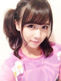 Sato Sumire. Cute hair <3