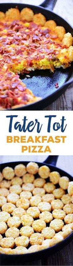 Tater Tot Breakfast