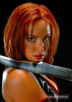 Bloodrayne - Promo shot of Kristanna Loken