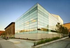 Modern Library Building Glass In Toronto Rdh Architects