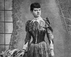 Nellie Bly Celebrates 150 Years of Risk Taking in 2015: Nellie Bly was an American journalist known for her investigative and undercover reporting. She earned acclaim in 1887 for her exposé on the conditions of asylum patients at Blackwell's Island in New York City, and achieved further fame after the New York World sent her on a trip around the world in 1889.