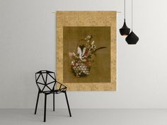 China Flowers - Kleedup Bulb Flowers, Allium, China, Frame, Home Decor, Picture Frame, Decoration Home, Room Decor, Frames