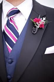 hot pink and navy wedding - Google Search