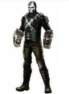 Brand NEW !!! Concept art pic of Crossbones from Captain America: Civil War