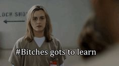 """17 Of The Whitest Things Piper Chapman Said In """"Orange Is The New Black"""""""