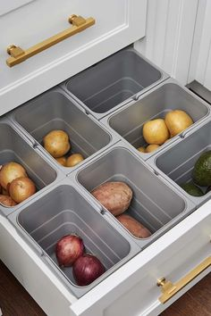 15 Smart DIY Kitchen Storage Ideas You Should Definitely Try Out! – EnthusiastHome 15 Smart DIY Kitchen Storage Ideas You Should Definitely Try Out! – EnthusiastHome,Home sweet Home Custom Cabinet for Vegetables Home Decor Kitchen, New Kitchen, Home Kitchens, Kitchen Dining, Kitchen Small, Kitchen Tools, Kitchen Utensils, Kitchen Layout, Kitchen Modern