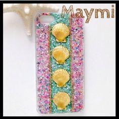 shell motif case | maymi