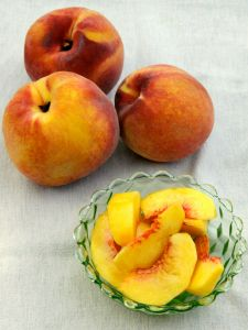 The Farm Stand: How To Use Summer Peaches