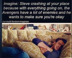 Steve Imagine
