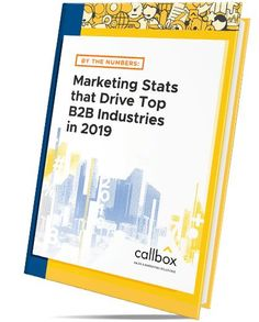 By the Numbers: Marketing Stats that Drive Top Industries in 2020