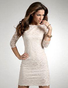 #Rehearsal dress  white dresses #2dayslook #new style #whitefashion  www.2dayslook.com
