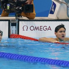 Sports: Joseph Schooling Beat Michael Phelps at Rio. But Long Before That He Was a Fan