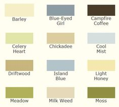 Best historic colors for Gray Skies (Pacific Northwest)- refined paints
